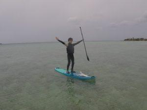 沖縄,伊是名,SUP