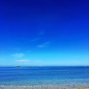 沖縄,伊是名,伊是名ビーチ